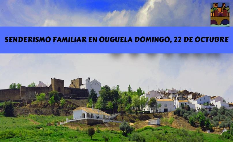 22 domingo, senderismo familiar por Ouguela, Portugal