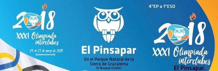 Semana Santa 2018. Olimpiada interclubes el Pinsapar