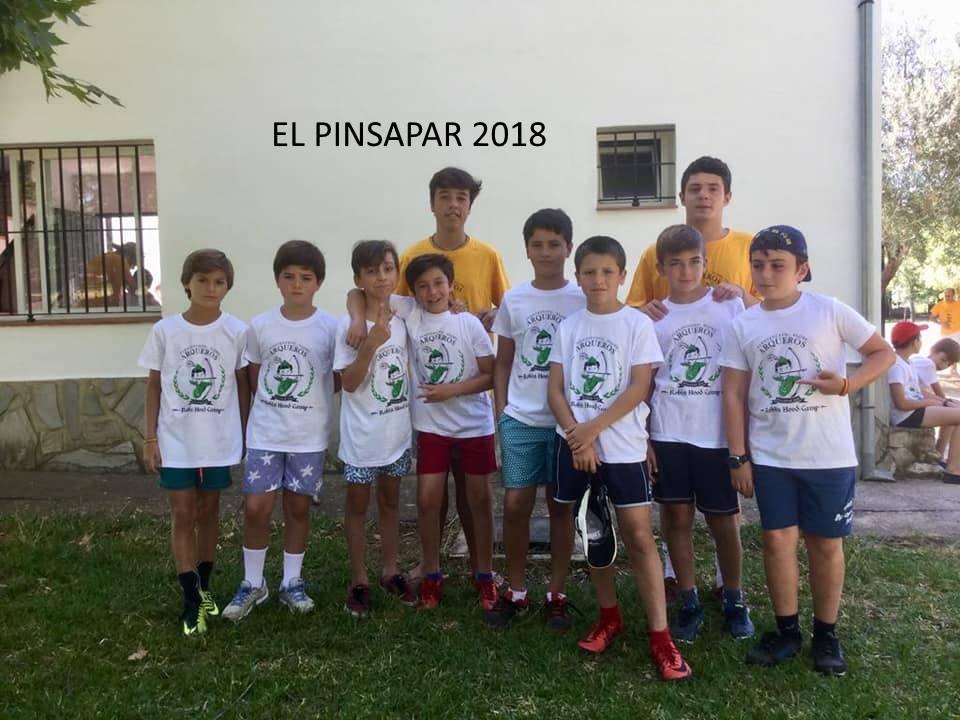 Video del la aventura vivida en el Pinsapar 2018