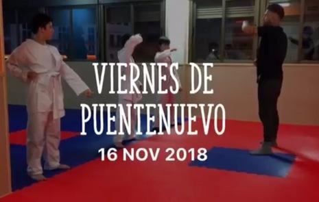 Actividades de este viernes 16 de  noviembre