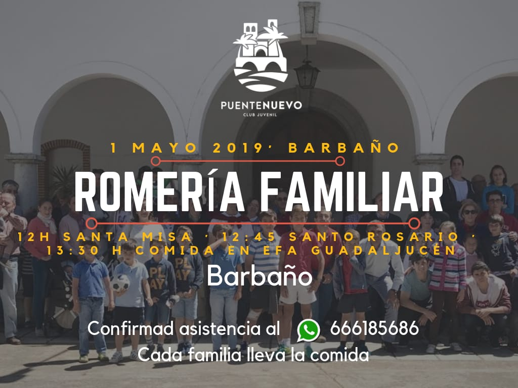 ROMERIA 1 DE MAYO
